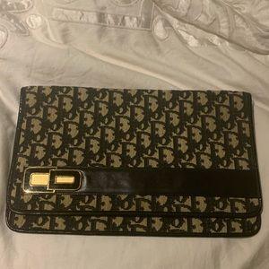 Authentic Vintage Diorissimo Clutch Bag